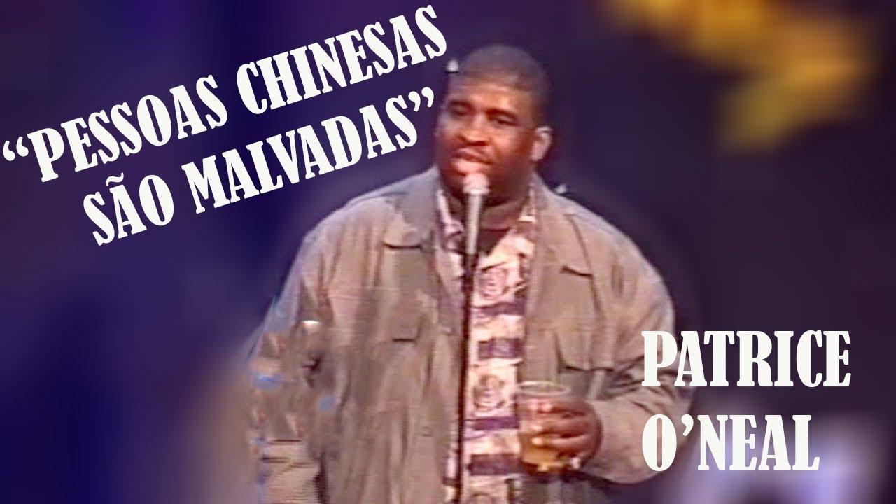 Patrice O'Neal - Chefs Chineses e Animais de Estimação (Legendado)