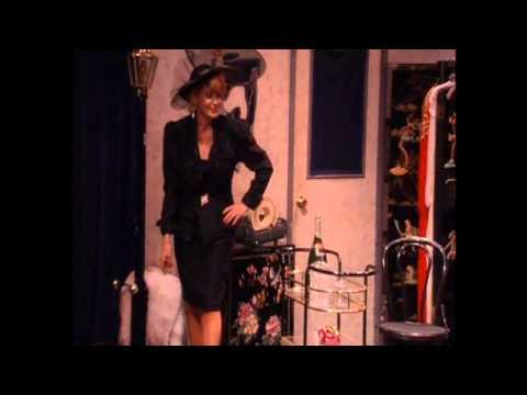 "Dorothy Parker Algonquin Round Table Music Video ""Great Minds Always Think Alike""   Apple TV 2nd Gen"