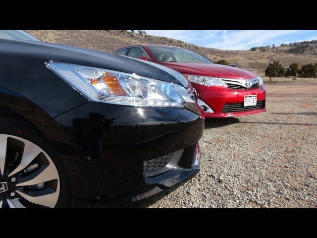 2006 honda accord hybrid 0-60