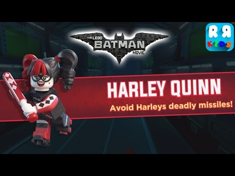 The LEGO Batman Movie Game - New Boss Battle Harley Queen