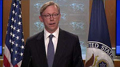 Department Press Briefing on the Creation of the Iran Action Group