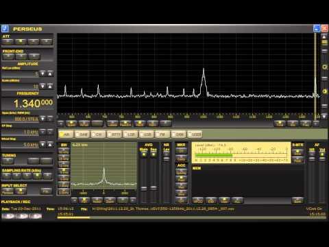 WSTA-St. Thomas, USVI 1340kHz 12/20/11 15:55- UTC Station Announcement