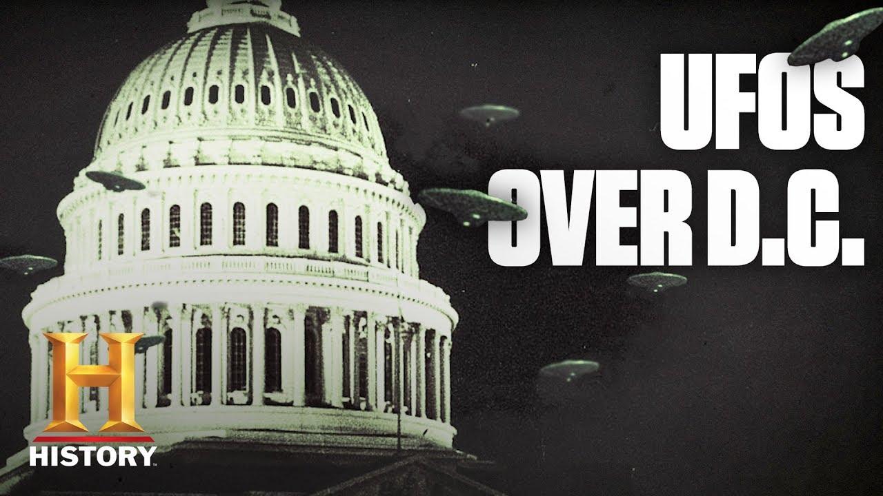 Did Aliens Invade Washington D C  In 1952? | Dark History