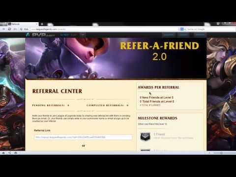 recruit a friend league