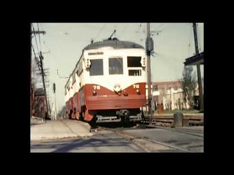 Philadelphia Traction 50's And 60's