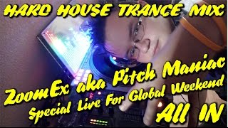 ZoomEx aka Pitch Maniac Special Live 4 Global Weekend   A11 1N Live 2014