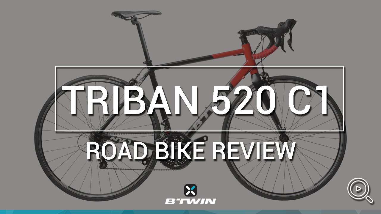 Decathlon launches new B'Twin Triban 520 and 540 road bikes