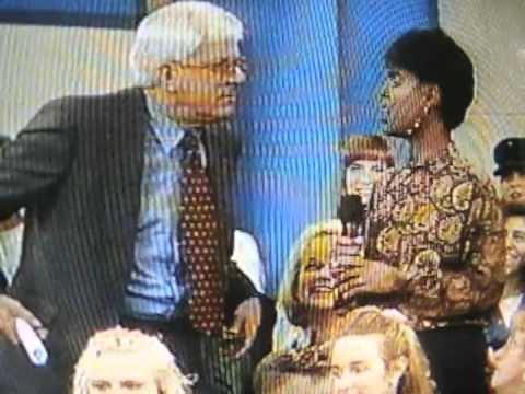 Phil Donahue Show clip: Is it ok for straight people to have gay friends?