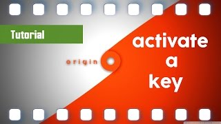 Origin key activation | Tutorial