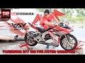 YOSHIMURA R77 USA HONDA CBR250RR FULL SYSTEM LAYZ MOTOR