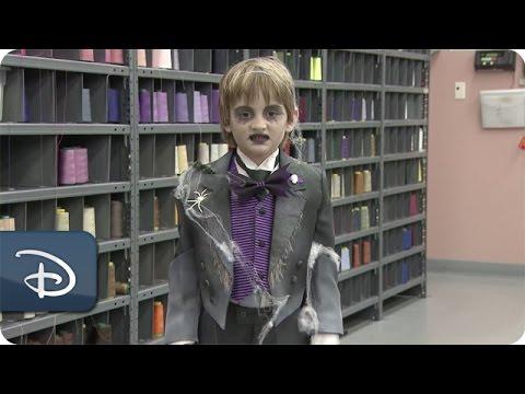 diy halloween haunted mansion butler costume disney parks