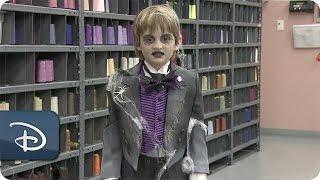 DIY Halloween: Haunted Mansion Butler Costume | Disney Parks