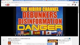 Nibiru Planet X 2016 Response Update: Dazza & Astronomy Live