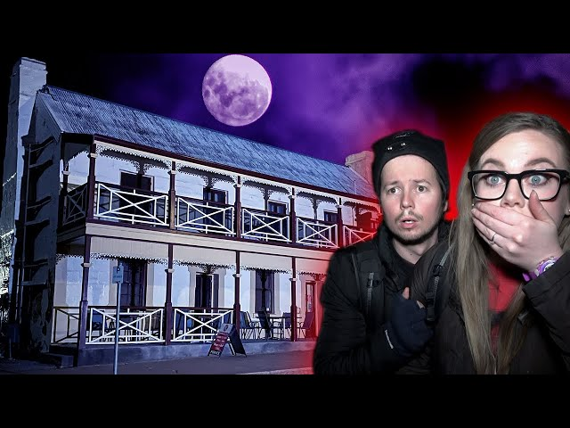 Incredible GHOST Evidence Captured in HAUNTED Hotel | Mount Remarkable Hotel | Part 1
