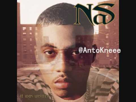 Nas Ft Lauryn Hill  If I Ruled The World Instrumental With Hook