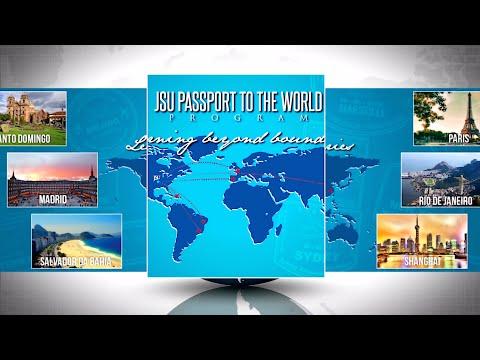 JSU Global - Passport to the World - Jackson State University
