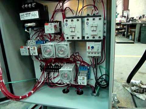 Relay Timer Panel Youtube