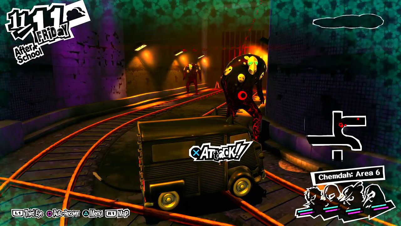 Makami Persona 5 Memento Related Keywords & Suggestions