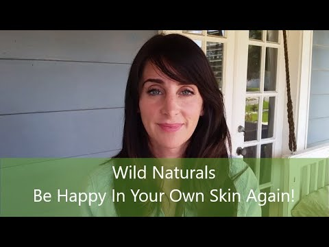 Wild Naturals Manuka Honey Healing Eczema Cream