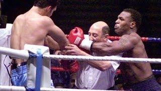 Mike Tyson Vs. Lou Saverese HD
