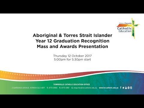Aboriginal & Torres Strait Islander Year 12 Grad Mass