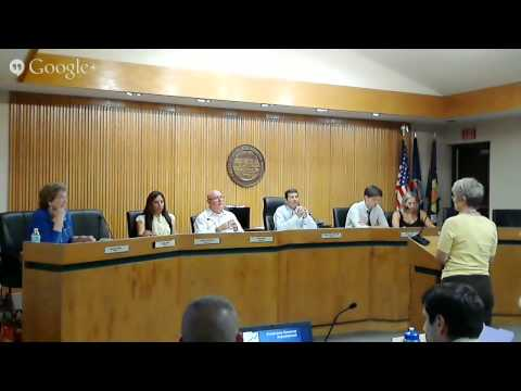 Mission City Council Meeting - July 16, 2014