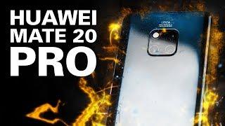 Huawei Mate 20 Pro: крутой флагман