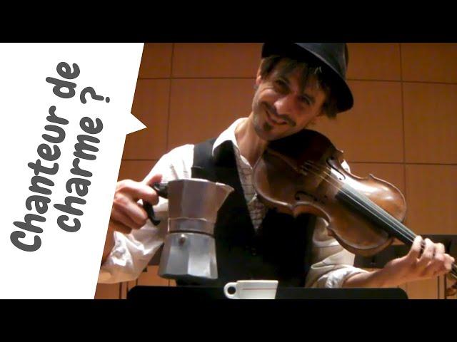 Duos pour un Violon - Chanteur de Charme (Guy Marchand) par Raphaël Maillet -