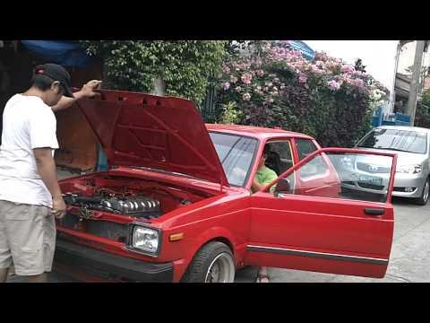 Toyota Starlet 1982 Part 2 owner : Michael Vasallo