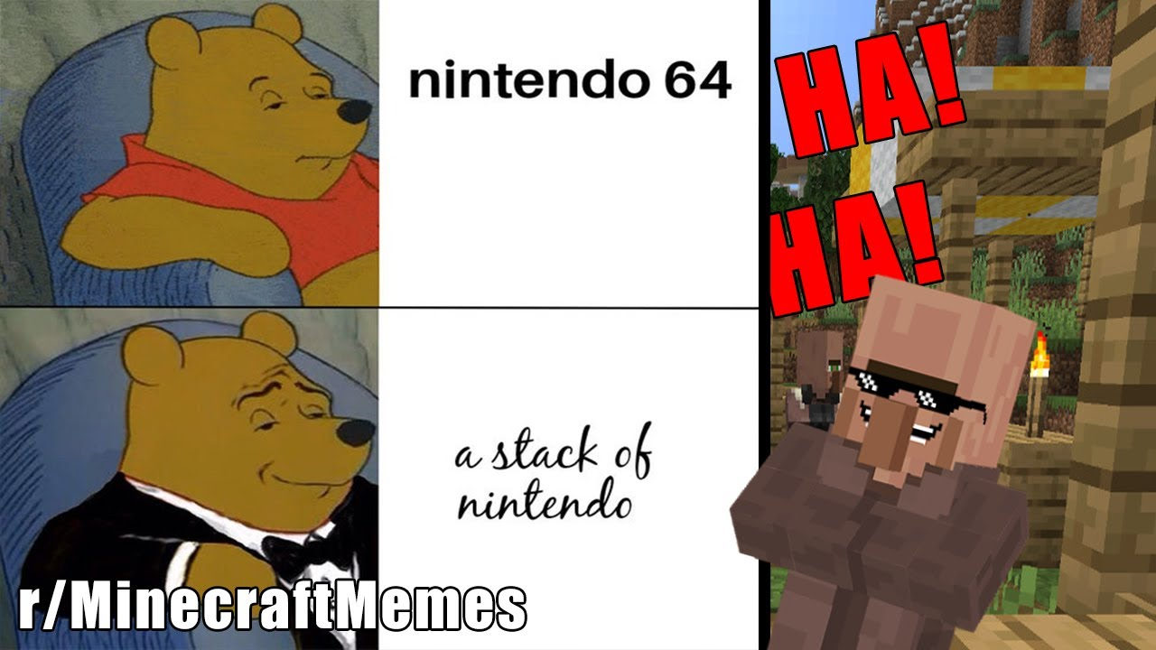 R Minecraftmemes Needs To Step Their Game Up Youtube