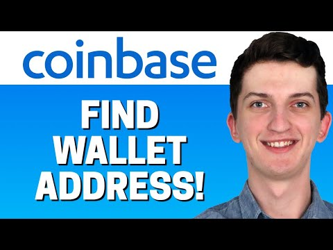 How To Find Wallet Address On Coinbase (2021)