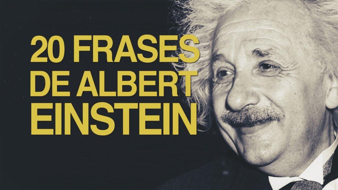 20 Frases De Albert Einstein Más Allá De La Relatividad