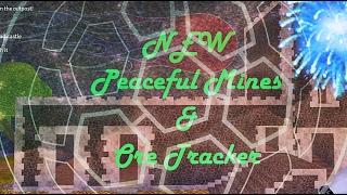 NOUVELLES mines pacifiques ET pisteur de minerai! Guerre médiévale reforgée (fr) Roblox