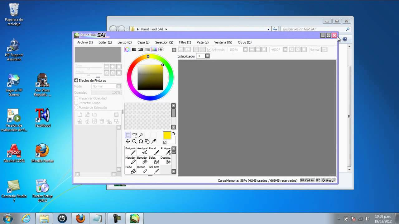 Télécharger Paint Tool SAI (gratuit) - commentcamarche.net