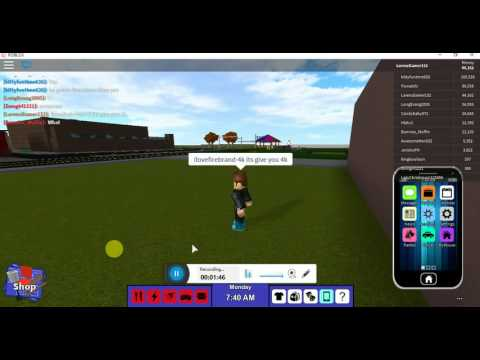 Roblox I Money codes from Rocitizens I Kyleox HD