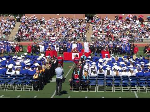 A New World - Cherry Creek High School Graduation 2017
