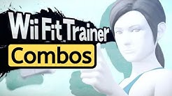 Wii Fit Trainer Smash Bros Ultimate Combos Guide | Wii Fit Trainer Guide | Smash Ultimate SSBU