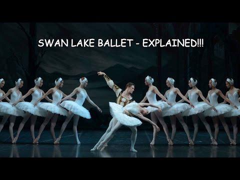 SWAN LAKE Ballet - Explained! (The story of Swan Lake)