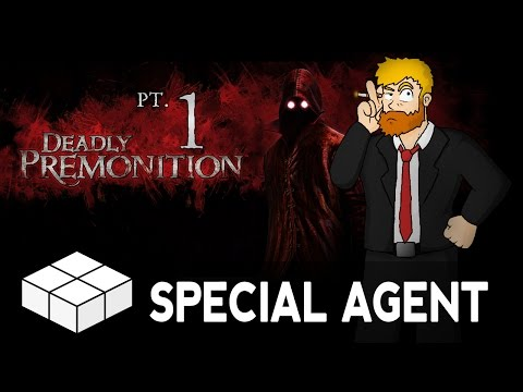 Let's Play - Deadly Premonition: Pt.1 - Special Agent York