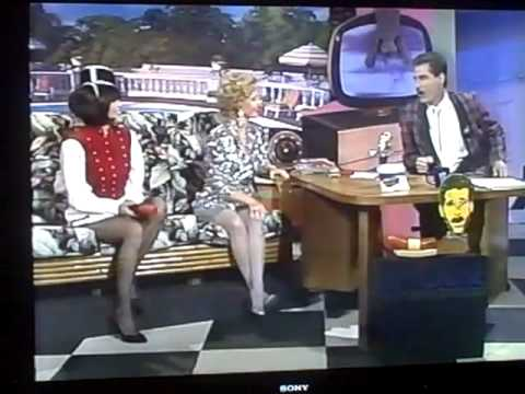 CAMPY LATE Mr Pete Show KTLA-5 Part 1 Florence Henderson 1991 USA Network FX-tv Peter Chaconas