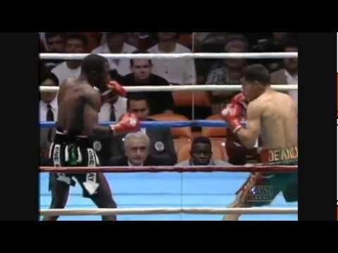 Mark 'Too Sharp' Johnson vs Josue Camacho, WBO flyweight title