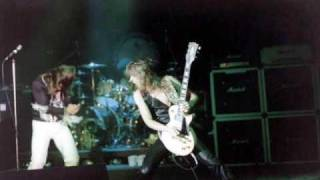 Ozzy Osbourne/Randy Rhoads-Paranoid (Live Montreal)