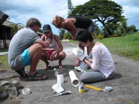 Making a small Biogas plant at Richmond Vale Academy