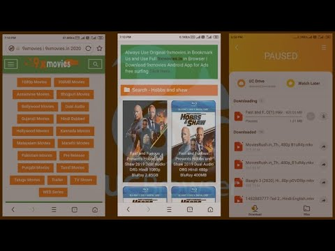 Download Movies Ya Web Series Kaise Download Kare?   Easy Tips   Using UC Browser  