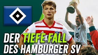 HSV: Von der Europa League in den Abstiegskampf