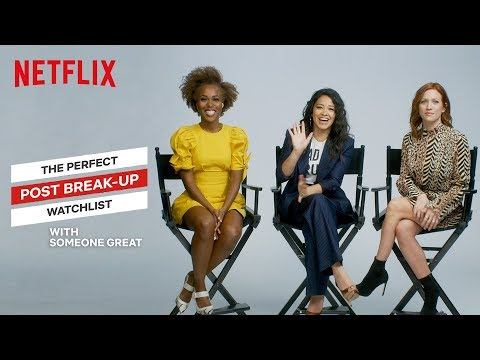Someone Great Cast Tells You What to Watch on Netflix