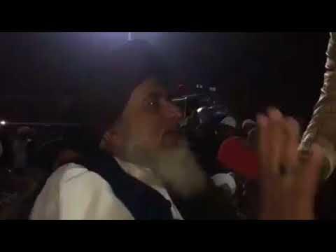 islamabad high court ka order par khadim hussain rizvi ka jawab
