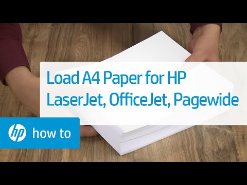 loading-a4-paper-in-hp-laserjet,-officejet,-and-pagewide-printers- -hp-printers- -hp