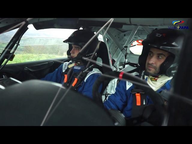 Volan FAPA - 4º Rally de La Felguera