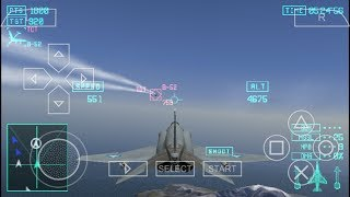 Cara Download Game Ace Combat X Skies Of Deception PPSSPP Android